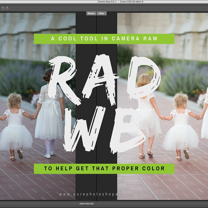 A cool tool to get Proper White Balance