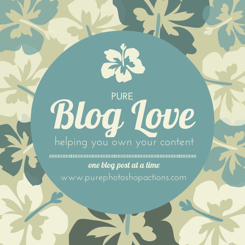The Inaugural BLOG LOVE post!