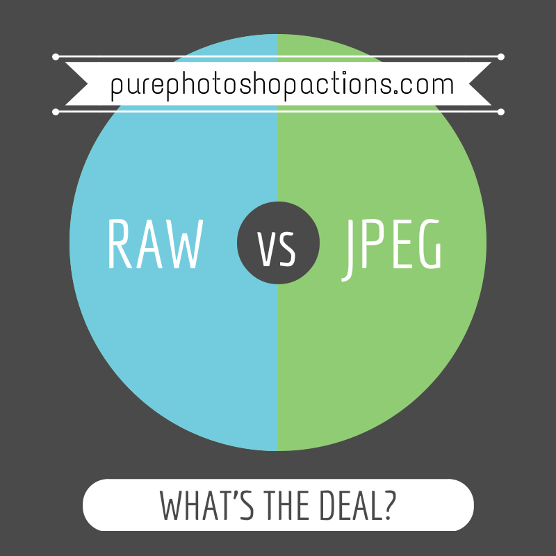 JPEG vs. RAW, the Ultimate Grudge Match