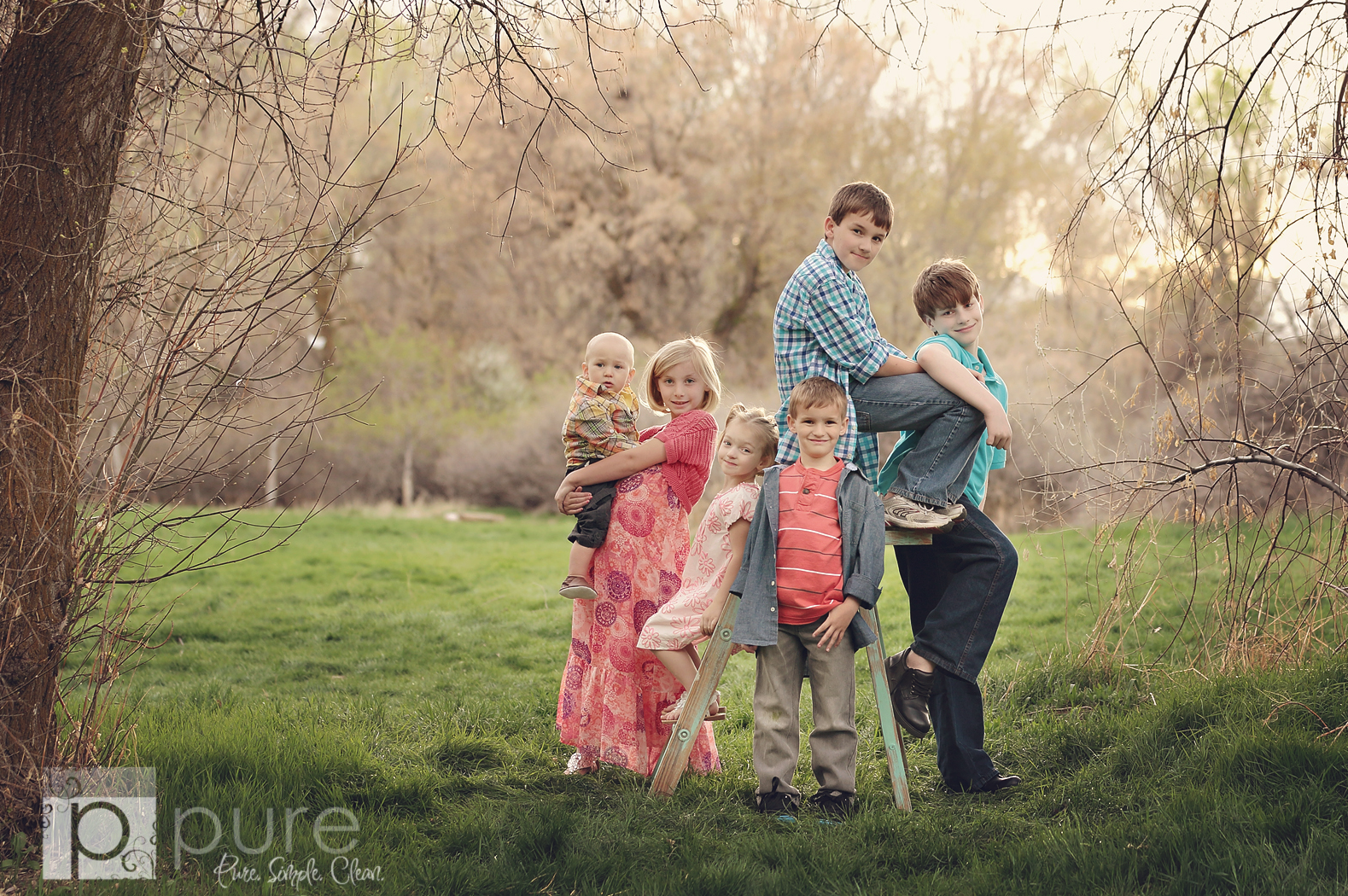 Tips for Photographing Families with Autism